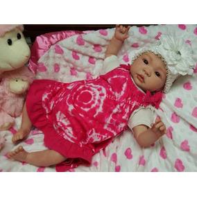 Comprar Bebê Reborn Menina Linda Realista Boneca Original
