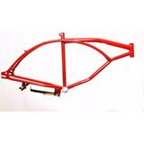 Quadro Chassi Bicicleta Motorizada Kit Motor 2 Tempos