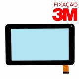 Tela Vidro Touch Tablet Ibak Bak 7040 Ibak-7040 7 Polegadas