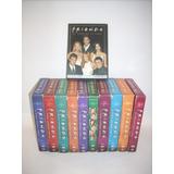 Serrie Friends Completa 10 Temporadas Original Más Dvd