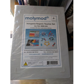 Molymod Mms-004 Inorgánico/química Orgánica Modelado Molecul
