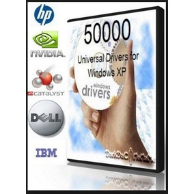 50,000 Universal Drivers Para Windows Xp Y Vista