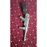 A Coleccionista Ametralladora A Cebitas, No Revolver - Rifle