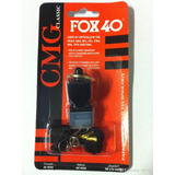 Silbato Fox 40 Classic-- Negro