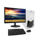 Pc Computadora Oficina Intel 500gb 4gb Monitor Escritorio