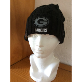 b165e87b9df88 Gorro Green Bay Packers Invierno Color Negro New Era Nfl
