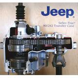Transfer De Caja Grand Cherokee Motor 4.7