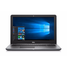 Notebook Dell Inspiron 5567 I5 7200u 8g 1tb 15,6 Windows 10
