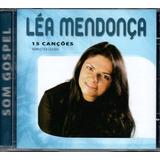 Cd Léa Mendonça Som Gospel