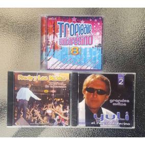 3cds Fredy Y Los Nobles- Yuli - Tropibailable Santafecino 8