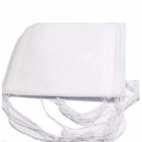 Paquete Con 100 Cubrebocas Desechable Sencillo Blanco