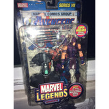 Marvel Legends Hawkeye Series Vll Ojo De Halcon