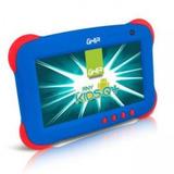 Tablet Niño Uso Rudo Infantil 8gb, Azul, Uso Rudo, Ghia Kids