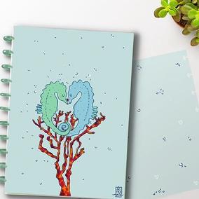 Caderno De Disco A5 - Série Ilustradoras