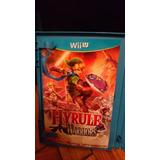 Pk29 Zelda Hyrule Warriors Wii-u Fisico