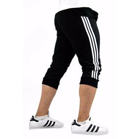 Short Pants Harem Capri Bermuda 3/4 Moda Deportiva Gimnasio