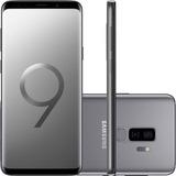 Samsung Galaxy S9+ Plus Tela 6,2 4g 128gb 12mp - G9650 + Nf