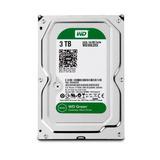 Disco Duro Interno 3 Tb Western Digital Green 3.5 Wd30ezrx