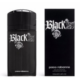Perfume Original Hombre Xs Black Paco Rabanne (100ml)