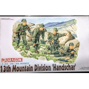 Dragon 1/35 6067 13th Mountain Division Handschar