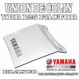 Union De Colin Yamaha Ybr 125 Factor Blanco En Fas Motos