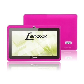 Tablet Lenoxx Kids Tb-55 7 4gb Wi-fi Rosa Android Promoção