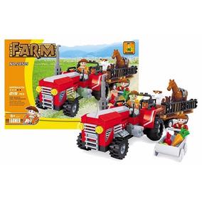 Bloques Tipo Lego Farm 215 Pcs