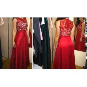 Vestidos Longos De Festa - Madrinha De Casamento - Vermelho