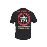 Combo Camiseta Bope Tropa Elite + Carteira Policia Militar
