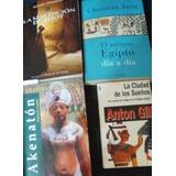 Egipto Legendario 29 Libros Hermosos, 5 Ilustrados, Envío