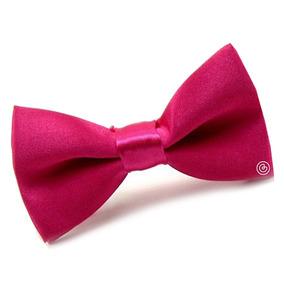 Corbata De Moño Liso Para Niño Grin Accs Color Rosa