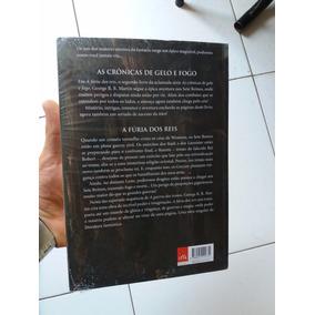 Livro: A Fúria Dos Reis - As Crônicas De Gelo E Fogo V2