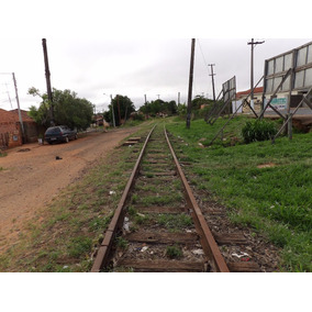 Parafuso Trilho Trem Antigo
