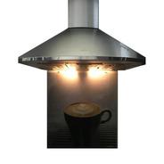 Vidrio Templado De 4mm Decorativo Para Cocina Campana 60x65