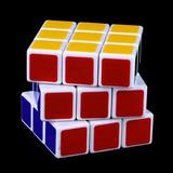 Cubo Tipo Rubik 3x3 Magic Speedcube Giro Suave Lubricado