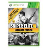 Juego Sniper Elite Iii Ultimate Edition X360 Ibushak Gaming