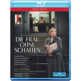 Strauss: La Mujer Sin Sombra, Opera, Fest.salzburgo, Blu Ray