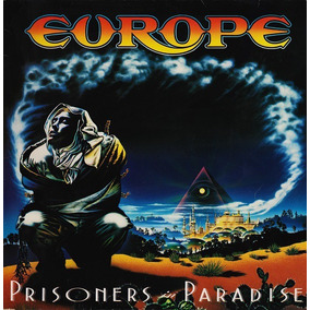 Europe - Prisoners In Paradise - Cd Made In Uk