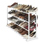 Whitmor Zapatero Zapatos Metal Organizador 20 Pares Armable
