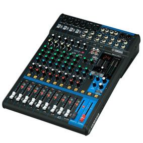 Mesa De Som 12 Ch C/ Fx/ph/2aux - Mg 12 X U Yamaha