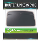 Router Linksys E900