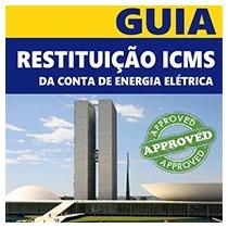 Guia De Restituição Do Icms - Livro Digital Ebook Original
