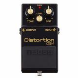 Boss Ds-1 - 40th Anniversary Distorsion Pedal - Oddity