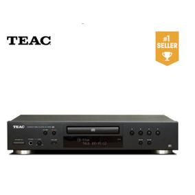 Teac Cd-p650 Cd Player Com Interface Digital Usb E Ipod