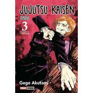 Manga - Jujutsu Kaisen - Elige Tu Tomo