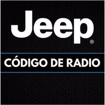 Código Desbloqueo Anti Robo Para Reproductor Dvd Jeep