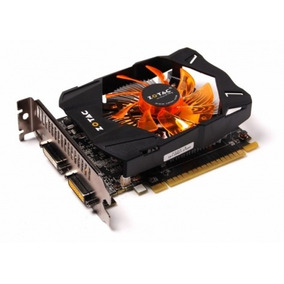 Placa De Vídeo Zotac Geforce Gtx 650 - 1 Gb - Ddr5