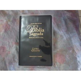 Capa Plástica Transparente Para Bíblia Sagrada
