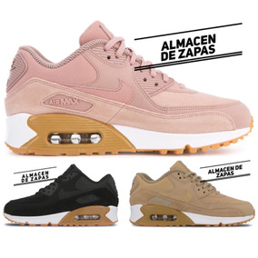 Nike Air Max 90 Pack Suede Top Mujer 100% Original Stock Ya