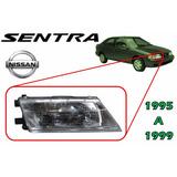 95-99 Nissan Sentra Faro Delantero Lado Derecho